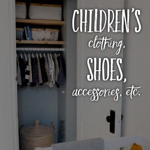 Other - Children's Clothing, Shoes, etc. 👕👖🎒